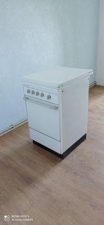 Газовая печь с духовкой б/у