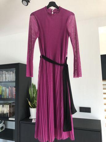 Sukienka Mohito plisowana XS jak nowa