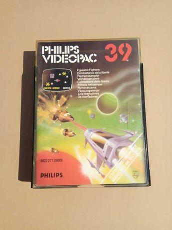 Jogo Vintage Videopac da Philips