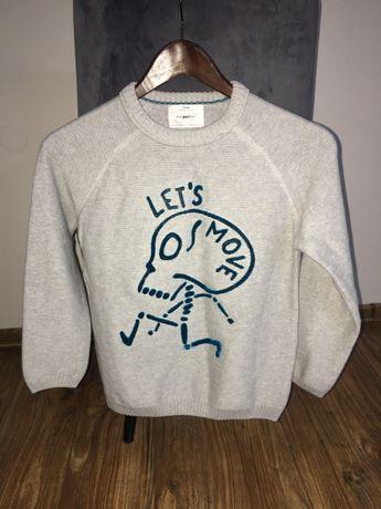 Sweter ZARA rozm. 140
