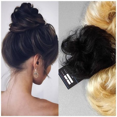 Резинка для волос + подарок
