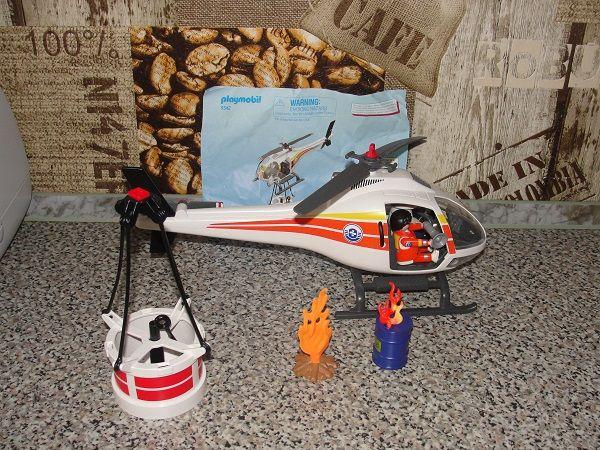 Playmobil Helikopter Gaśniczy 5542