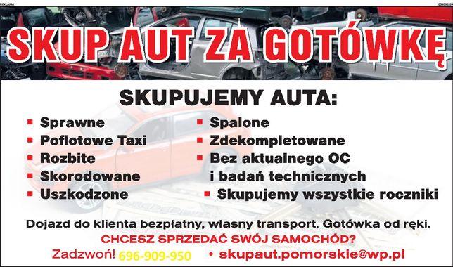 Skup Aut Rumia Reda Wejherowo Gościcino Lębork