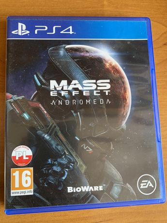 PS4 Mass Effect Andromedia Stan Idealny