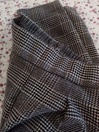 Calças Senhora Quadrados