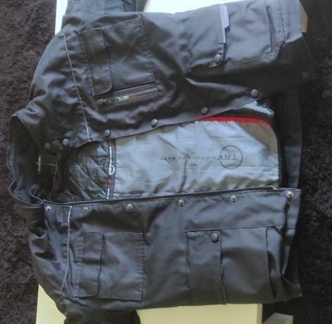 Casaco e calça de mota