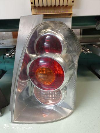 Lampa tył prawa Toyota Corolla Verso