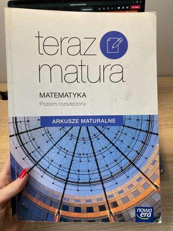 Teraz matura Matematyka. Poziom rozszerzony. Arkusze maturalne