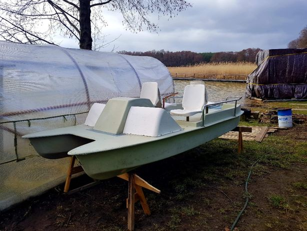 Rower Wodny łódka wędkarska