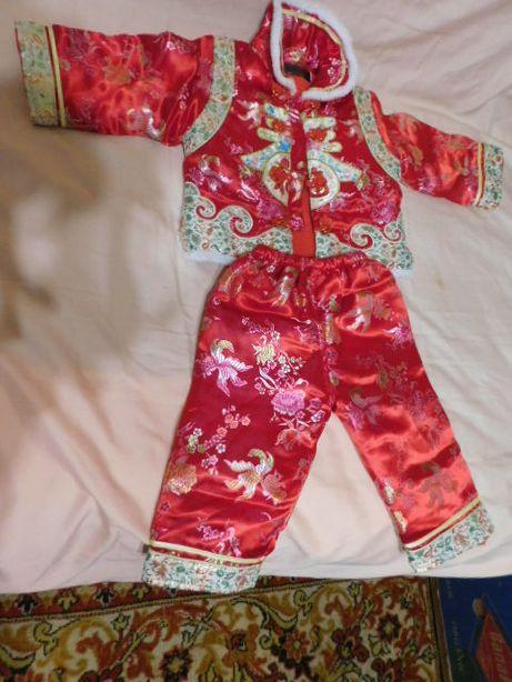 Детский костюм, Китай.