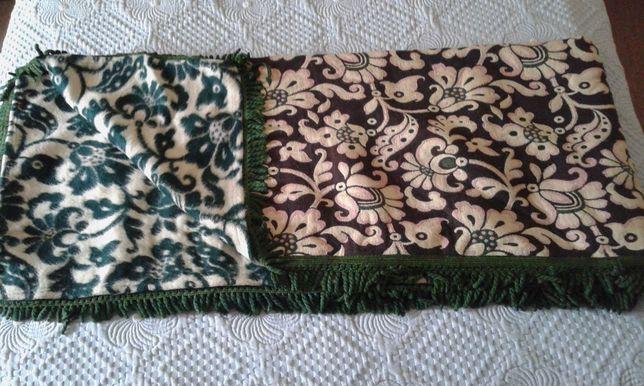 Coberta/ Cobertor de cama de casal