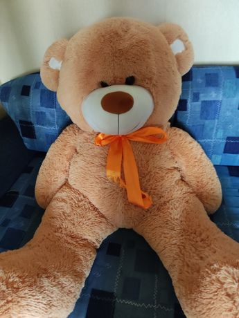 Плюшевый медведь 115см