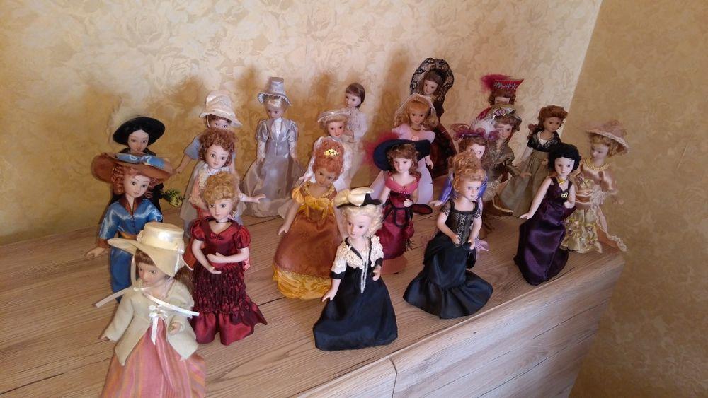 Коллекция фарфоровых кукол Киев - изображение 1