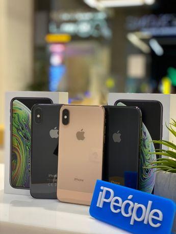 "Б/у iPhone XS 64/256/512 | iPeople | ТРЦ ""Фабрика"" | Обмін"