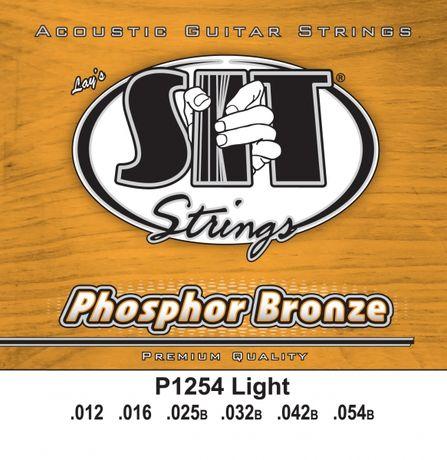 J. Cordas Guitarra Acústica SIT - P1254