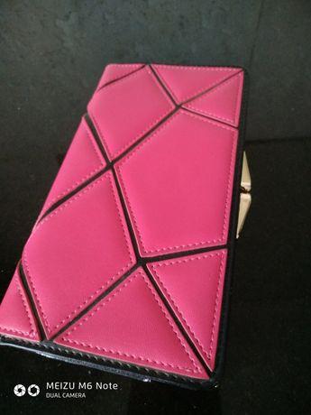 Новый кошелек женский кожаный Подарок