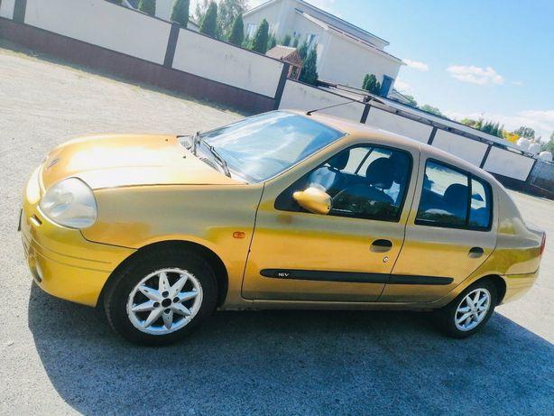 Автомобиль Renault Clio