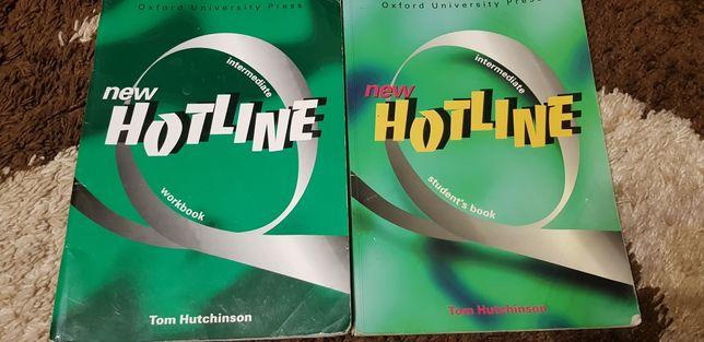 Учебник New Hotline б/у