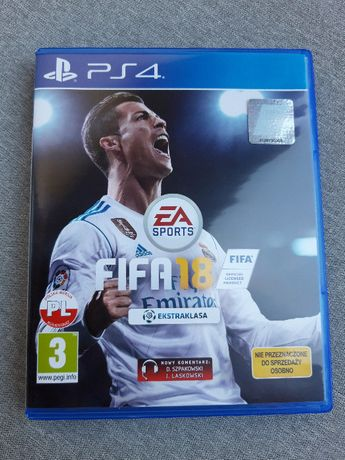 FIFA 18 na PS4
