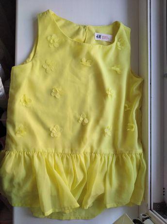 Детская блузка 128 р