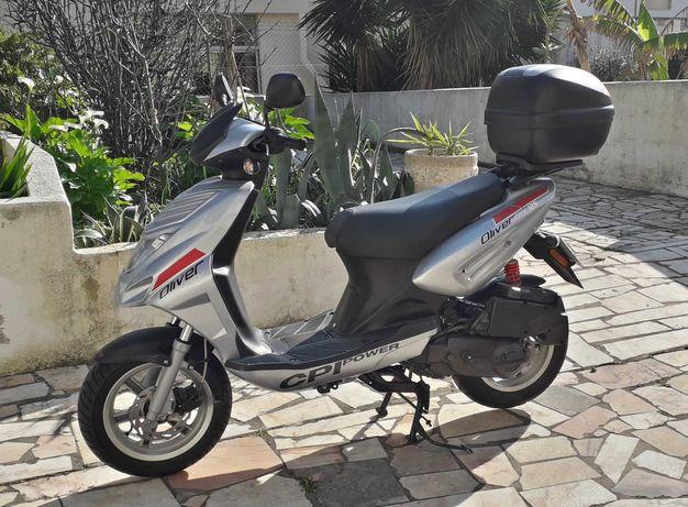 Scooter CPI 125 c.c.
