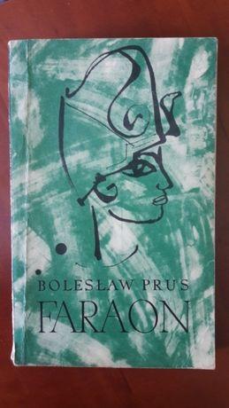 Książka Faraon B. Prus