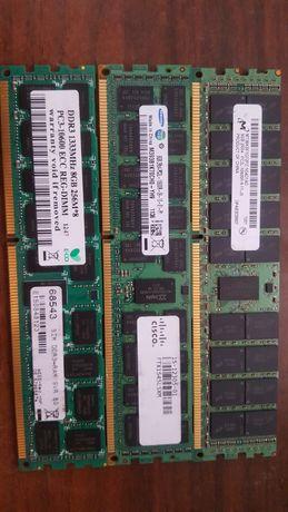 Серверная память DDR3 2gb(ECC),4gb,8 gb