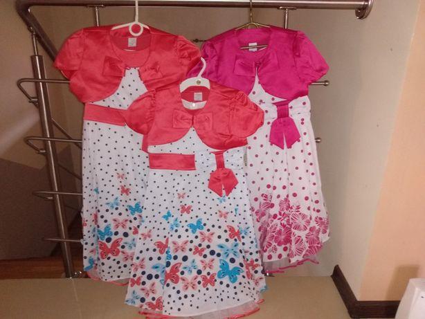 Sukieneczki dziewczęce
