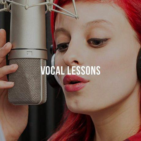 Уроки вокала (первое занятие БЕСПЛАТНО)