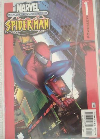 Coleções Ultimate Spider-Man