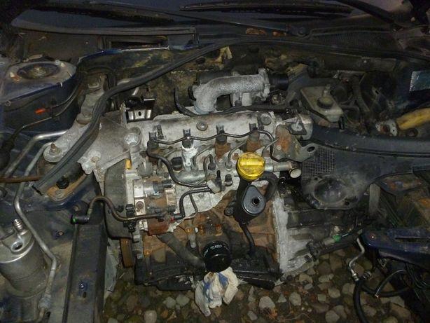 Skrzynia Biegów Renault Laguna 1.9 dci PK 6018