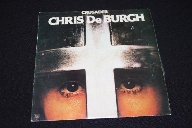 LP Chris De Burgh - Crusader - A&M records 1979