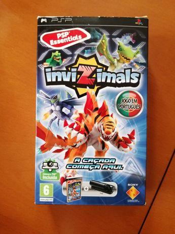 Camera da PSP + jogo