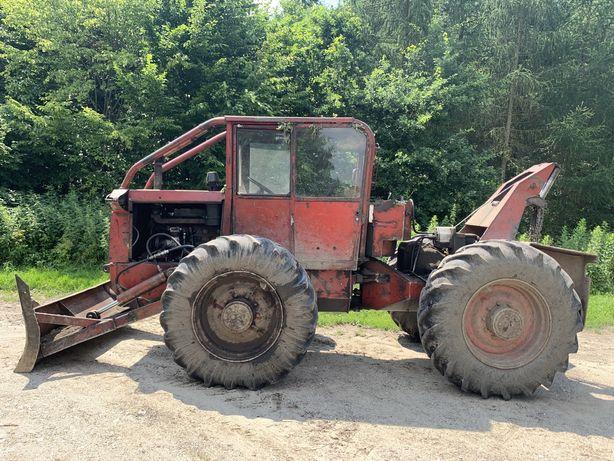 LKT 80 Lesny traktor zrywkowy