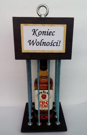 KLATKA NA ALKOHOL! Super prezent na wieczór kawalerski! panieński!