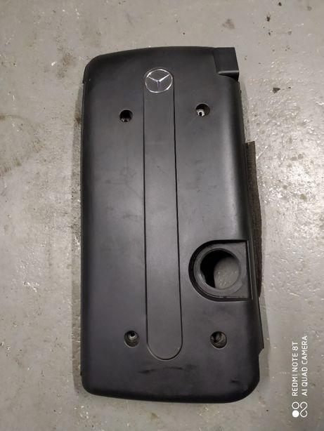 Osłona silnika Mercedes w211 2.7 cdi bdb stan z wygłuszeniem