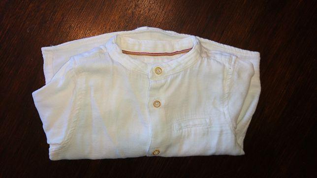 Biała koszula Zara 74