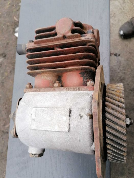 Sprężarka powietrza silnika SW 400 leyland Golęczewo - image 1