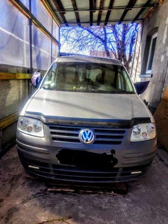 Volkswagen Caddy Газ-Пропан Пасажир