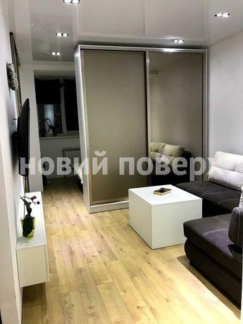 Продаж 1-кімнатної квартири преміум-класу в сучасному стилі.