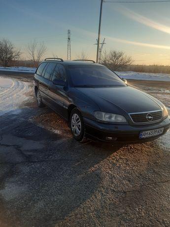 Opel omega В  м57