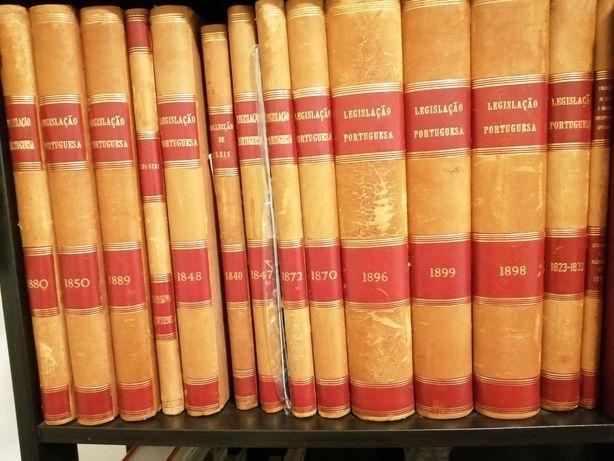 Coleção legislação portuguesa