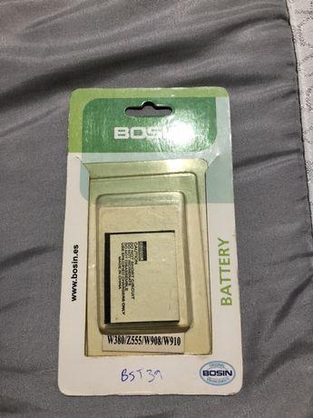 Bateria Sony BST 39 W380 Z555 W910 W908