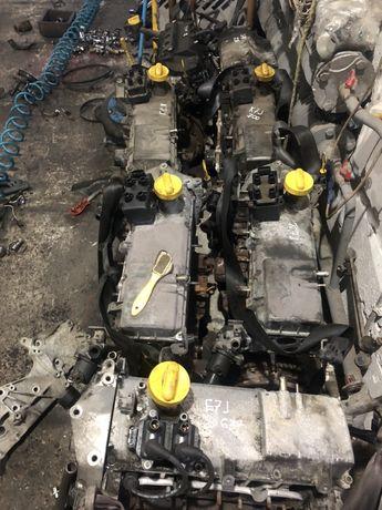 Мотор на Рено 1.2 1.4 1.6 бензиновый K4M k4J D7F D4F K7J F4P