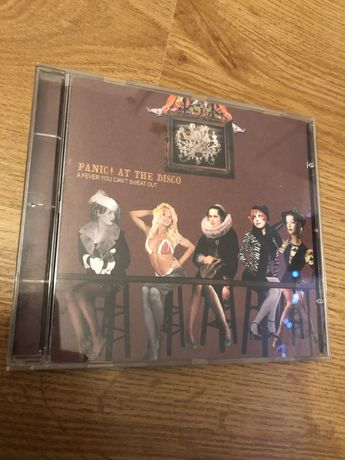 Panic! At the disco - A fever you can't sweat out, CD