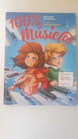 100% Musica - 5º ano - Educação Musical