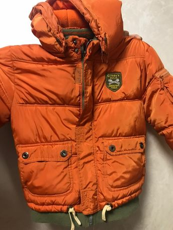 Продаю зимнюю курточку на мальчика