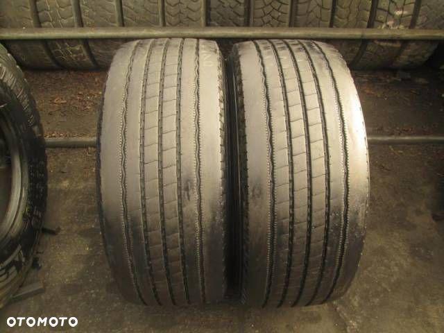 385/55R22.5 Yokohama 2 szt. (para) opon ciężarowych 106ZS Ksawerów - image 1