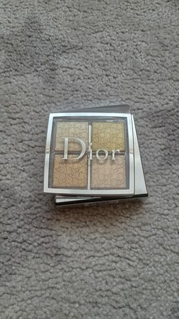 Dior Backstage paleta rozświetlaczy