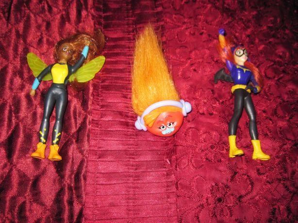 Игрушки из Мак Дональдса